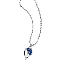 Senior Achievement Charm Necklace