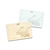 Thank You Notes - 25/pk thank you notes, thank you cards